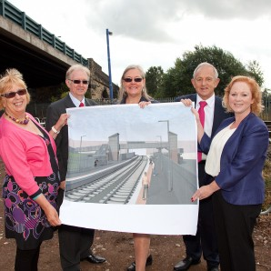 Work finally begins on new Low Moor station