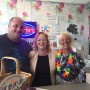 Judith enjoys seaside themed  community bash in Buttershaw