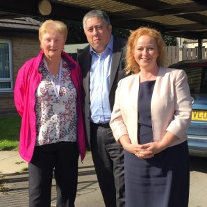 Bradford MP Judith Cummins fears lack of housing for the city's disabled and elderly
