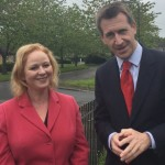 Former soldier backs Judith Cummins for Bradford South