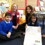Judith praises progress at Great Horton school