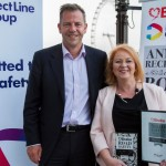 Judith wins national road safety award