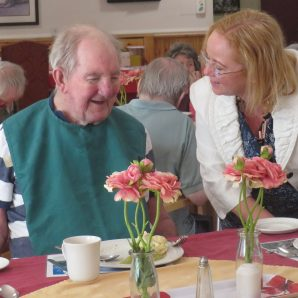 Dementia care the key focus of Care Home Open Day visit