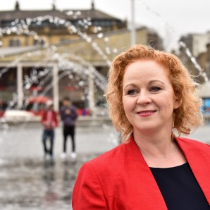 Judith welcomes her appointment to shadow minister role