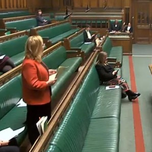 Bradford South MP Judith Cummins presses the Government to tackle chronic dentist' shortage in Bradford