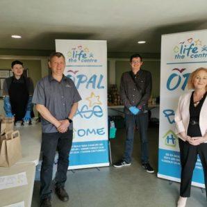 Judith praises dedicated work of Bradford South Community Groups